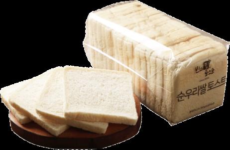 순우리쌀 식빵