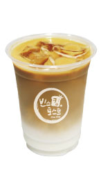 Condensed milk latte