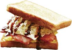 Bacon Best Toast